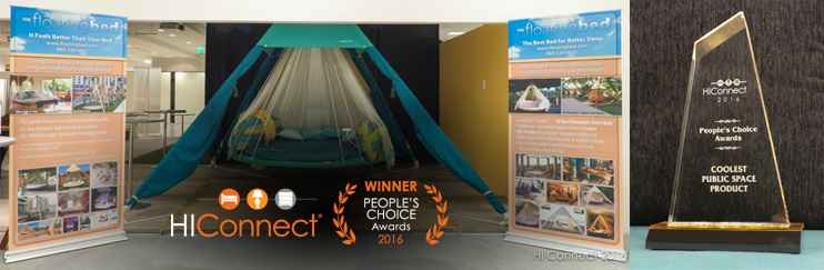 People's Choice Award winner - Hi Connect Hotel Expo